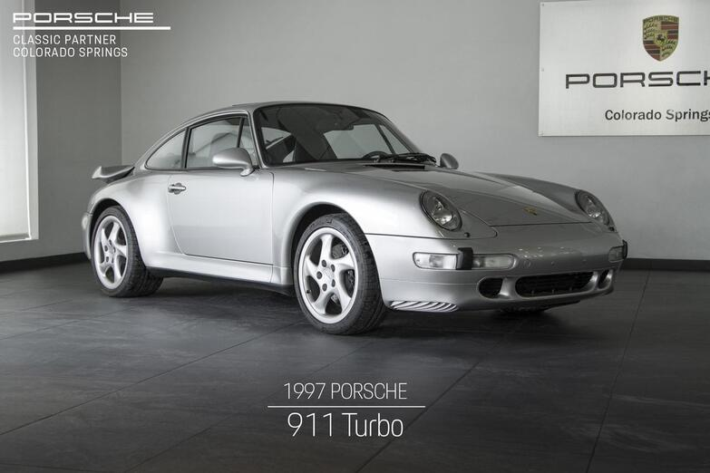 1997 Porsche 911 Turbo Colorado Springs CO