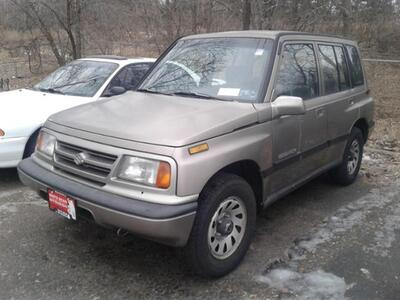 1997_Suzuki_Sidekick_JX_ Inver Grove Heights MN