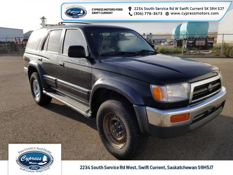 1997 Toyota 4Runner Limited Swift Current SK