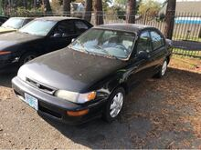 1997_Toyota_Corolla_Base_ Eugene OR