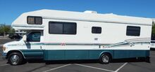 1997_Winnebago_MINNIE WINNIE DL 31WQ CLASS C_TRITON V10 LOW 41K SLPS 5_ Phoenix AZ
