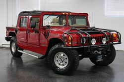 AM General Hummer H1 Open Top 6.5L Diesel! Collector Truck! Documented! 1998