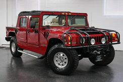 1998_AM General_Hummer_H1 Open Top 6.5L Diesel! Collector Truck! Documented!_ Schaumburg IL