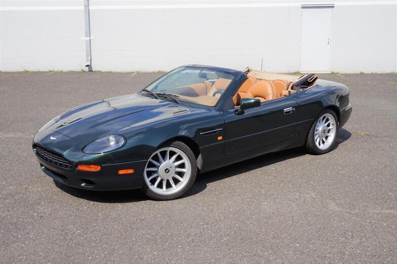 1998 Aston Martin DB7 Volante Lodi NJ