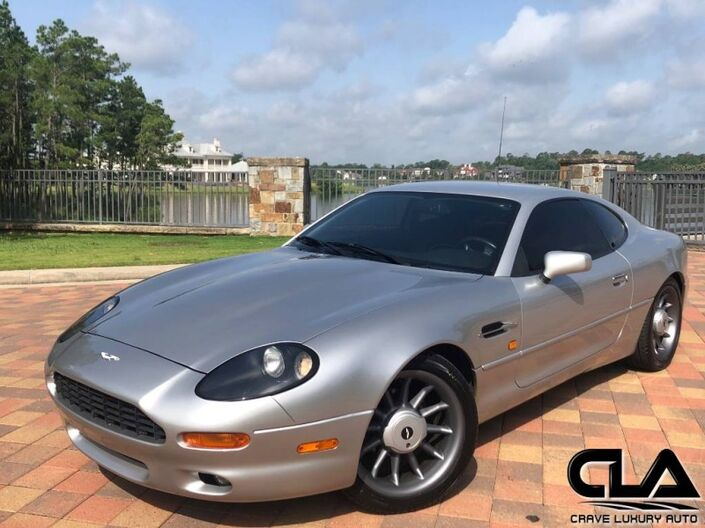 1998 Aston Martin DB7  The Woodlands TX