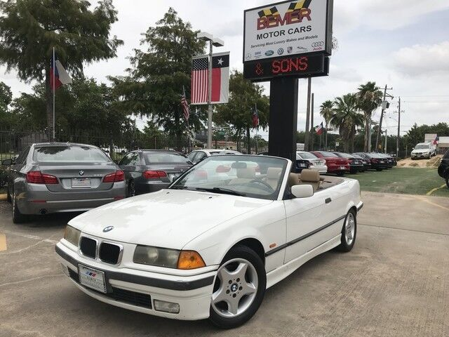 1998_BMW_3 Series_323ic_ Houston TX
