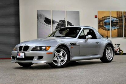 1998_BMW_M_Roadster_ Boston MA