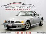 1998 BMW Z3 2.8L Convertible Manual transmission