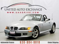 1998_BMW_Z3_2.8L Convertible Manual transmission_ Addison IL