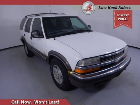 1998_Chevrolet_BLAZER_LS_ Salt Lake City UT