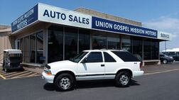 1998_Chevrolet_Blazer_2-Door 4WD_ Spokane Valley WA