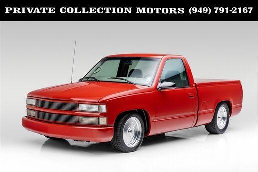 1998 Chevrolet C/K 1500  Costa Mesa CA