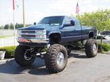 1998 Chevrolet C/K 2500 Series Ext. Cab 8-ft. Bed 4WD Indianapolis IN