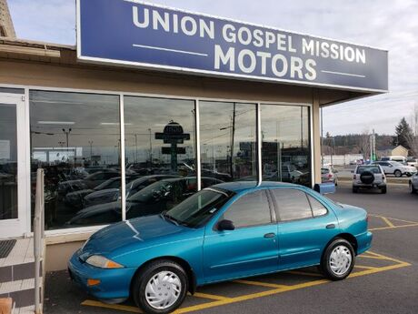 1998 Chevrolet Cavalier Sedan Spokane Valley WA