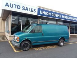 1998_Chevrolet_Express_G1500 Cargo_ Spokane Valley WA