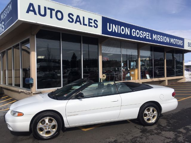 1998 Chrysler Sebring JXi Spokane Valley WA