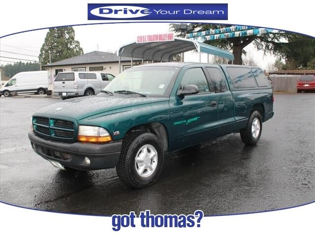1998 Dodge Dakota Sport Hillsboro OR