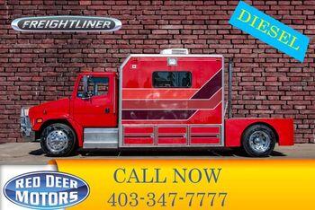 1998_FREIGHTLINER_FL70_Coventional Cab Cummins Diesel_ Red Deer AB