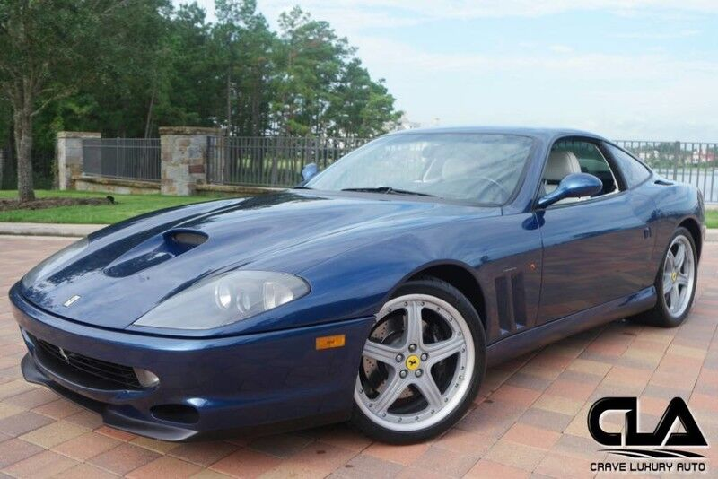 1998 Ferrari 550  The Woodlands TX
