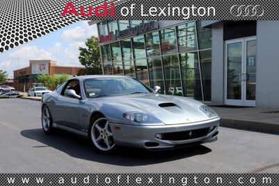 1998_Ferrari_550_Maranello_ Richmond KY