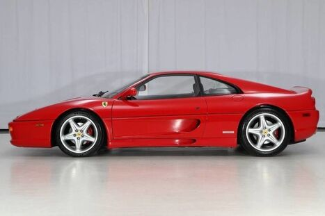 1998_Ferrari_F355 Berlinetta_F1 Coupe_ West Chester PA