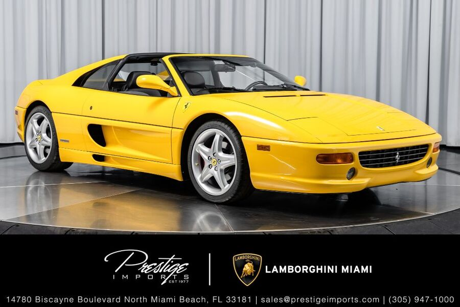 1998_Ferrari_F355 F1 GTS__ North Miami Beach FL