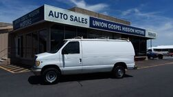 1998_Ford_Econoline - MECHANIC SPECIAL_E250_ Spokane Valley WA