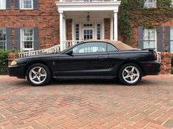 1998_Ford_Mustang_SVT Cobra LIKE NEW CONDITION. VERY LOW MILES._ Arlington TX