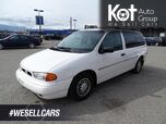 1998 Ford Windstar GL, Comes with an Extra Set of Tires