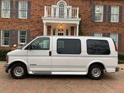 1998_GMC_Savana Cargo Van_RV G1500 1-OWNER NEW LEXUS TRADE conversion van EXCELLENT CONDITION_ Arlington TX