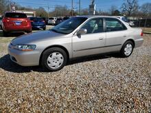 1998_Honda_Accord_LX V6 sedan_ Hattiesburg MS