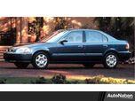 1998 Honda Civic Sedan LX
