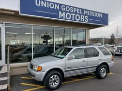 1998_Honda_Passport_LX 4WD_ Spokane Valley WA