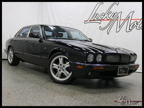 1998 Jaguar XJR Supercharged Sedan Villa Park IL