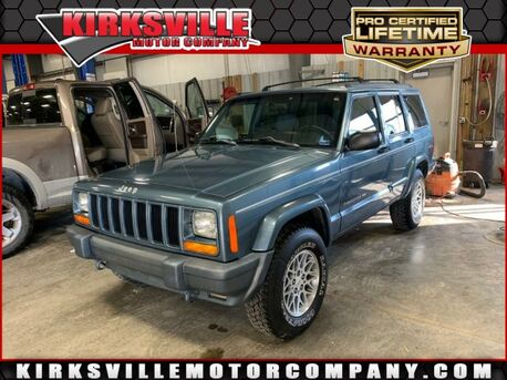 1998_Jeep_Cherokee_4dr Limited 4WD_ Kirksville MO