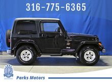 1998_Jeep_Wrangler_Sahara_ Wichita KS