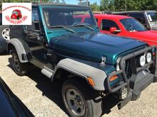 1998_Jeep_Wrangler_Sport_ North Charleston SC