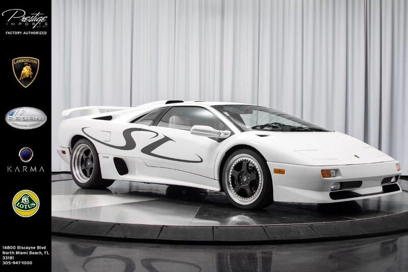 1998_Lamborghini_Diablo SV__ North Miami Beach FL