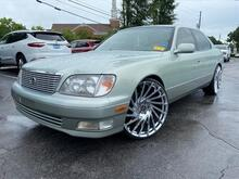 1998_Lexus_LS 400_Base_ Raleigh NC