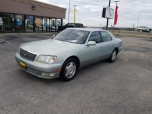 1998_Lexus_LS 400 Luxury Sdn__ Killeen TX