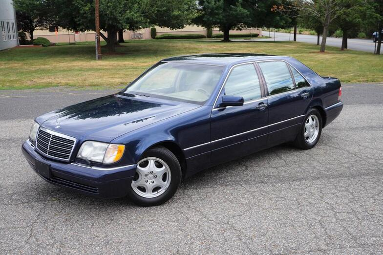 1998 Mercedes-Benz S420  Lodi NJ