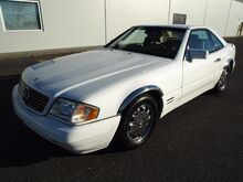 1998_Mercedes-Benz_SL-Class__ Burlington WA