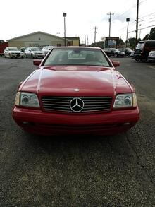 1998_Mercedes-Benz_SL-Class__ North Versailles PA