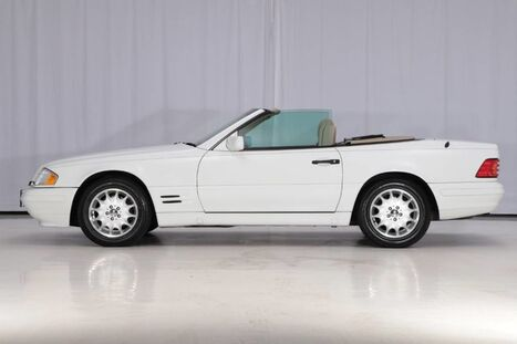 1998_Mercedes-Benz_SL-Class Convertible_SL500_ West Chester PA