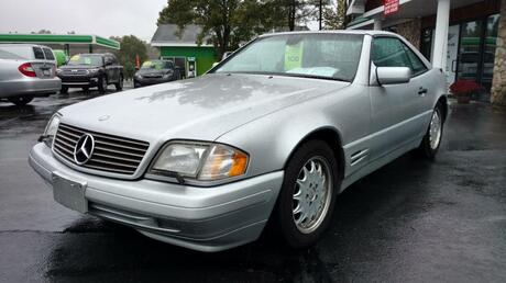 1998 Mercedes-Benz SL-Class SL500 Roadster Ulster County NY