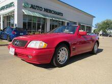1998_Mercedes-Benz_SL-Class_SL600 Roadster_ Plano TX