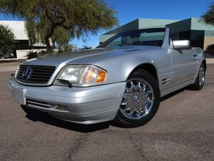 1998_Mercedes-Benz_SL500_Convertible_ Scottsdale AZ