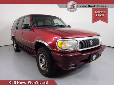 1998_Mercury_MOUNTAINEER__ Salt Lake City UT