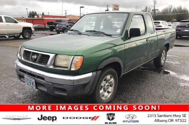 1998 Nissan Frontier 2WD SE