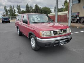 Nissan Frontier 2WD XE 1998